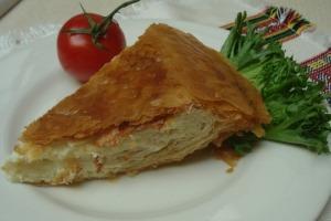 Recept za gibanicu