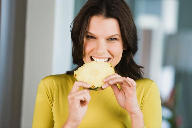 Kako se jede ananas