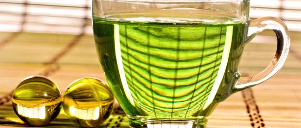jacanje imuniteta sa zelenim cajem