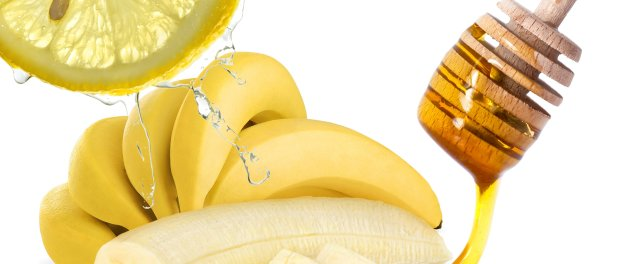 maska za kosu od banana i meda