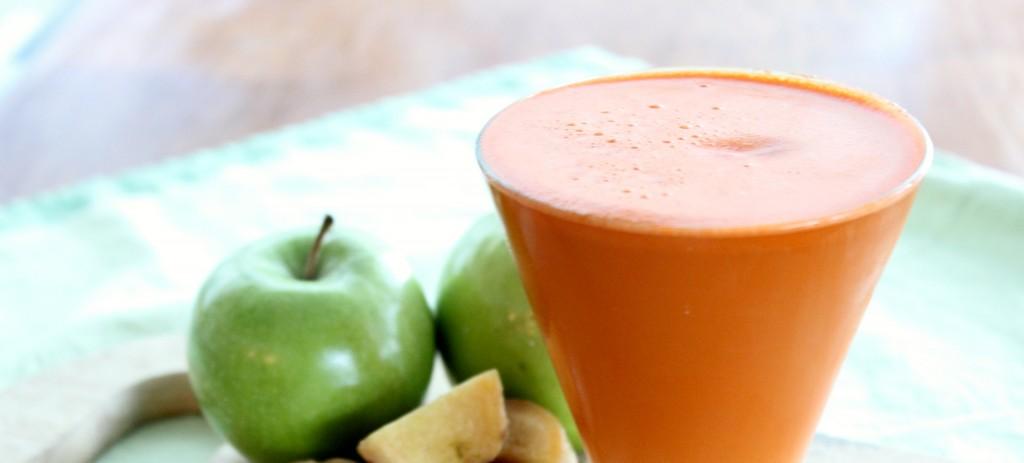 recept za sok od jabuke i sargarepe