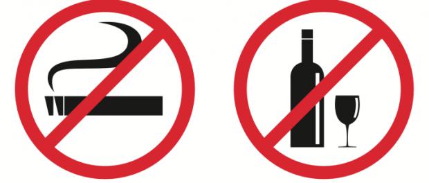 nema alkohola u medicinskoj dijeti