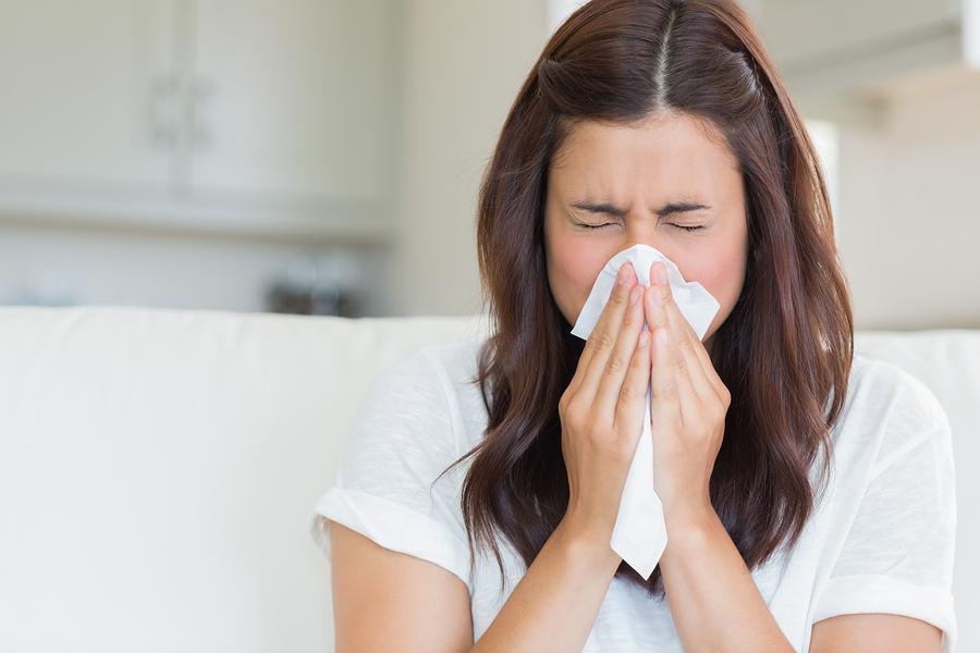 Curenje nosa prehlada prirodni lek
