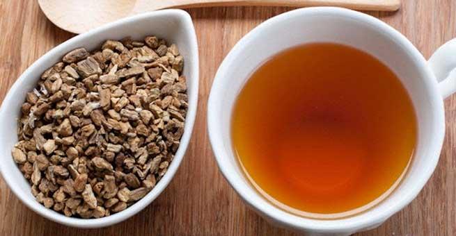 caj od čička - lekovita svojstva i recept