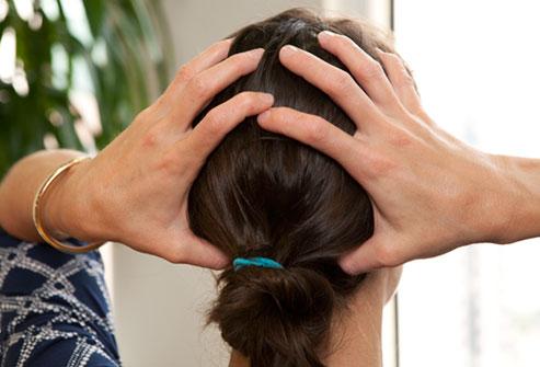 Bol u potiljku - uzroci, simptomi i lečenje