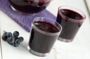 Domaći sok od groždja – lekovitost i recept