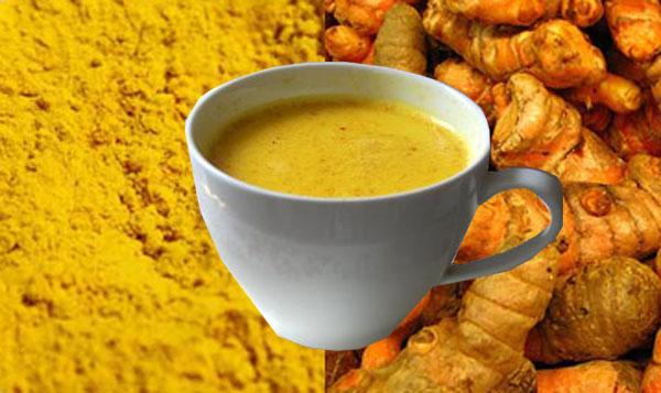 Zlatno mleko sa kurkumom - recept