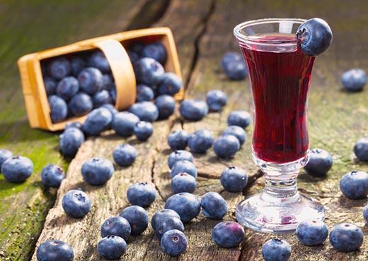 Liker od borovnice - lekovitost i recepti