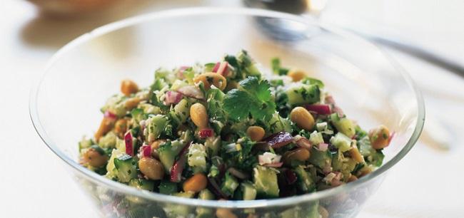 Salata sa kikirikijem - recepti