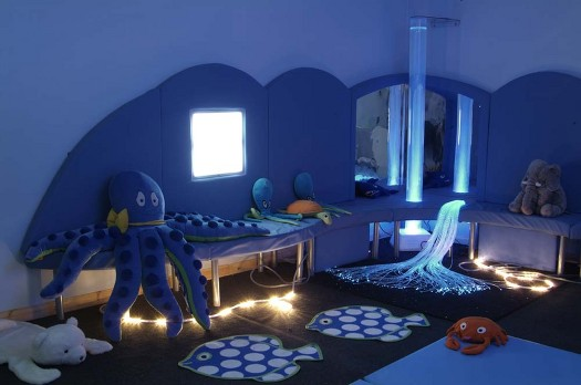 Senzorna integracija i soba