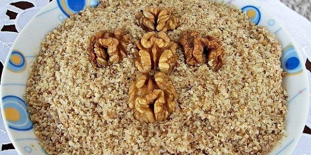 Slavsko žito – ukrašavanje i recepti