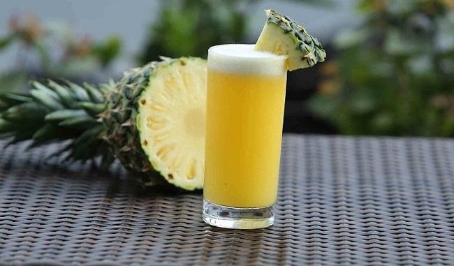 ananas sok
